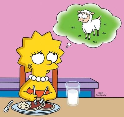 Ejemplo de Eneatipo 1: Lisa Simpson
